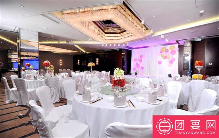 王府井希尔顿酒店婚宴图片