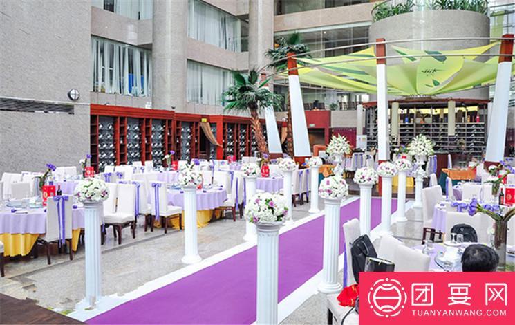 栖岸餐厅婚宴图片