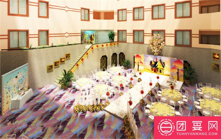 宝辰饭店婚宴图片