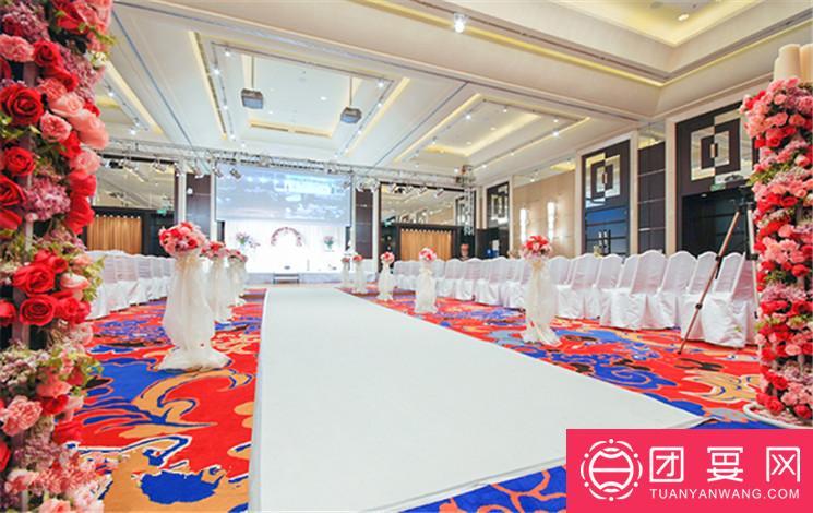 北京万豪酒店婚宴图片