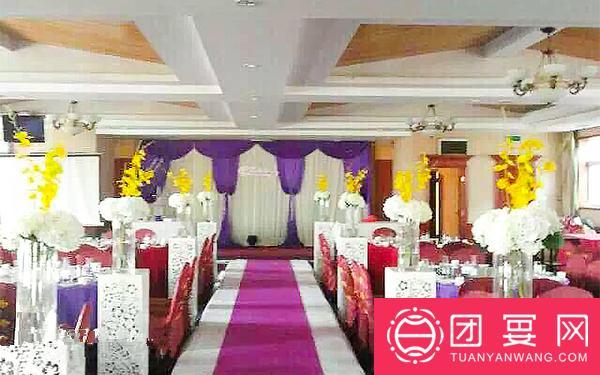 中心戴斯酒店婚宴图片