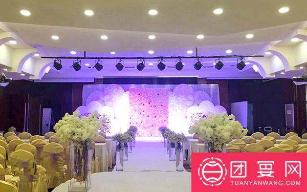 沣华国际酒店婚宴图片