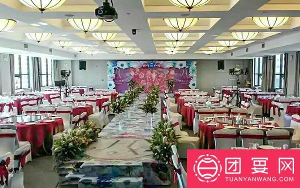 长征国际酒店婚宴图片