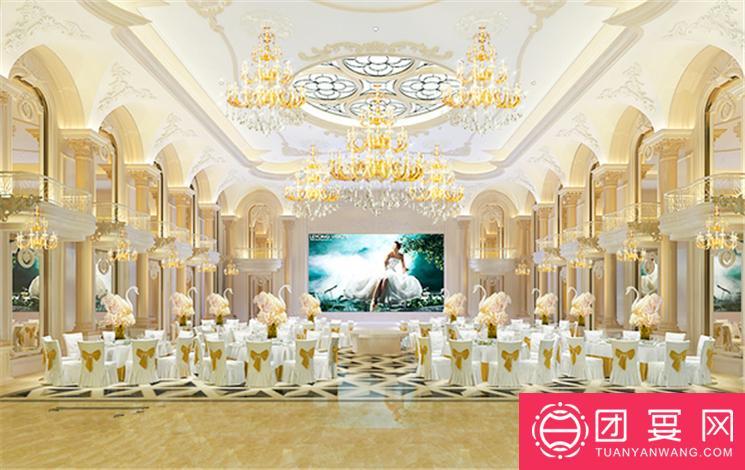 花嫁丽舍一站式私人特色餐厅 朝阳店婚宴图片