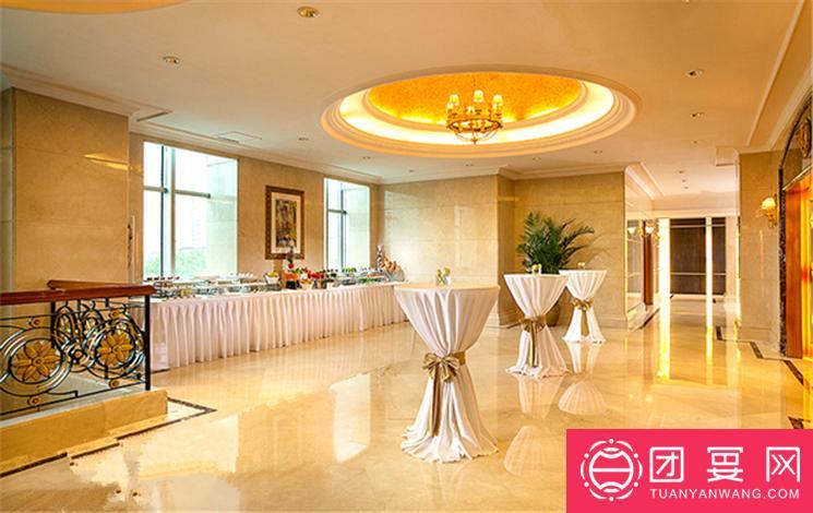 北京名人国际酒店婚宴图片