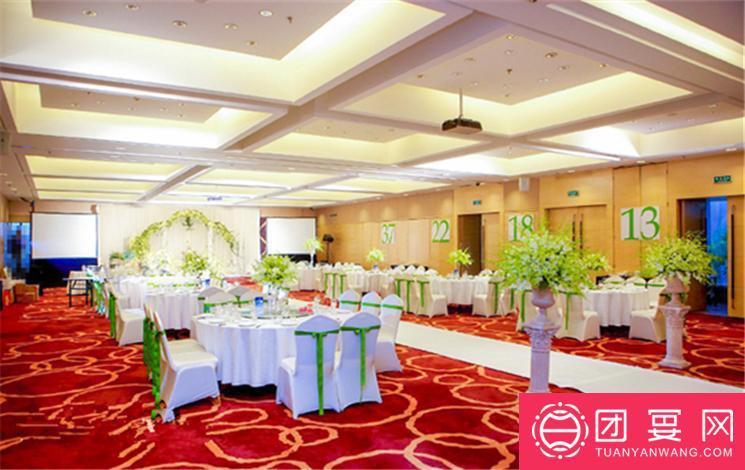 东煌酒店婚宴图片