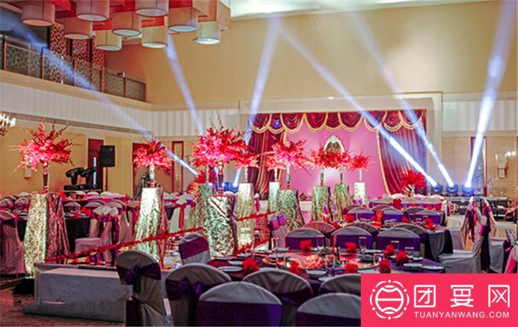 北京广播大厦酒店婚宴图片