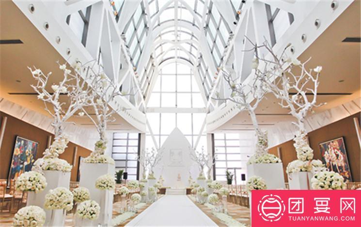 悠唐皇冠假日酒店婚宴图片