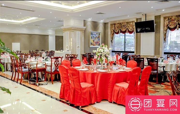 上海中亨汇大酒店婚宴图片