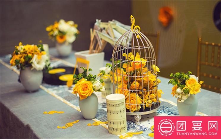 宴江府婚宴图片