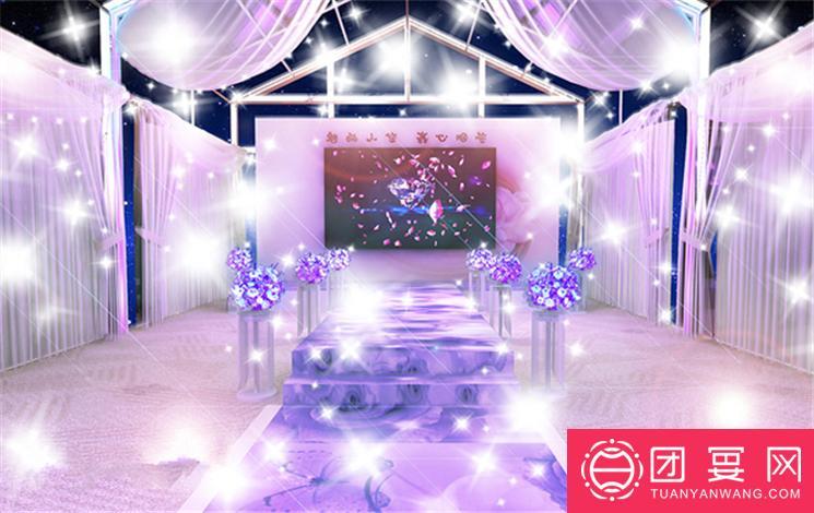 上海新发展亚太JW万豪酒店婚宴图片