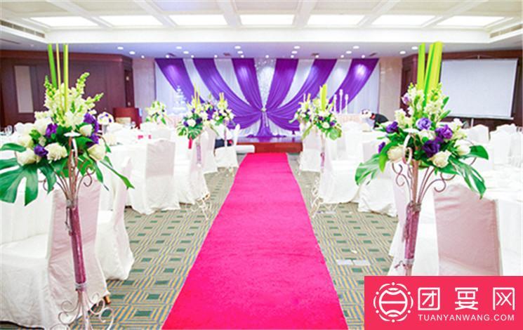 衡山宾馆婚宴图片