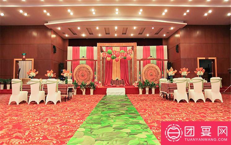 昆明怡景园度假酒店婚宴图片