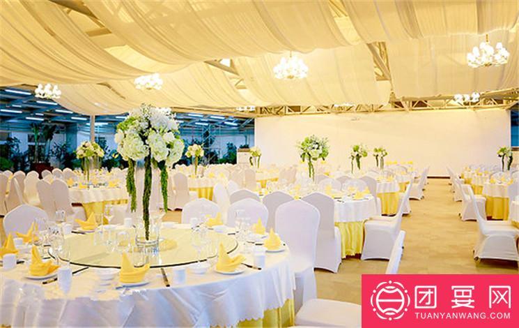 昭商大酒店婚宴图片