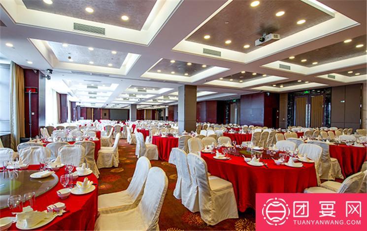 丽水云泉大酒店婚宴图片