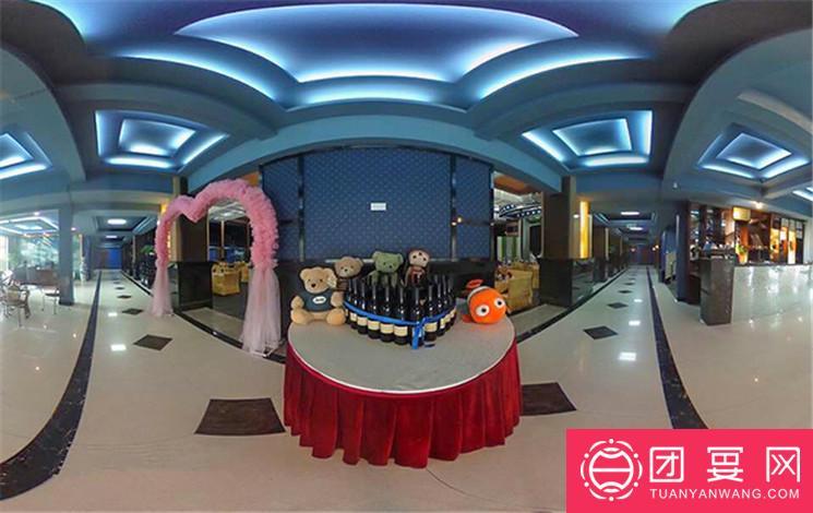 芳呈海鲜酒楼婚宴图片