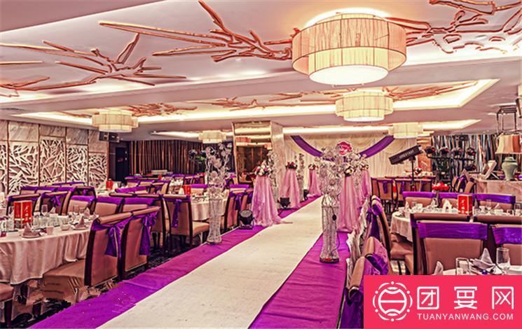 明都大酒店婚宴图片
