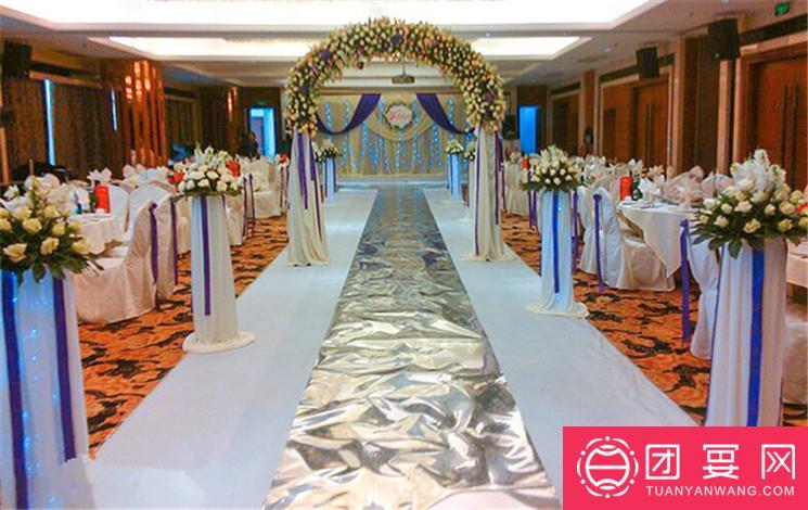 西驿酒店婚宴图片