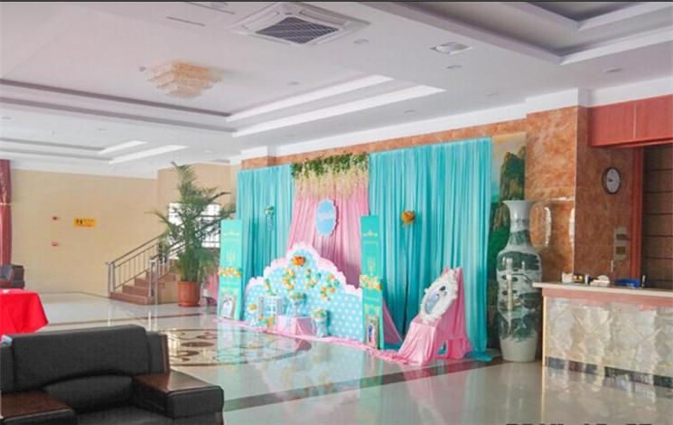 恒丰酒店婚宴图片