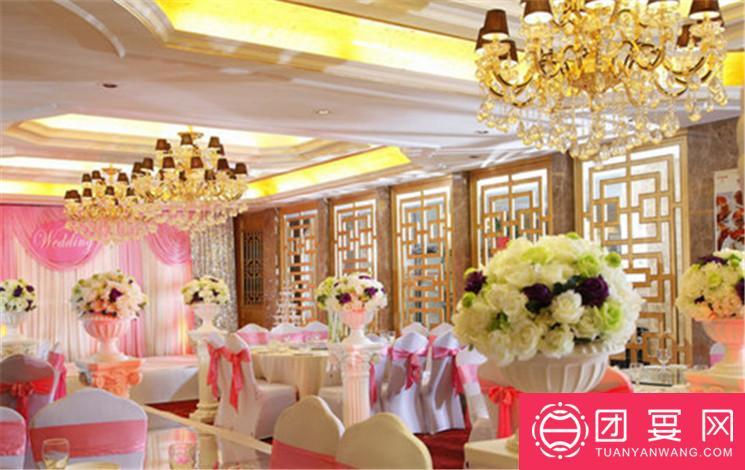 上海太阳岛度假酒店婚宴图片