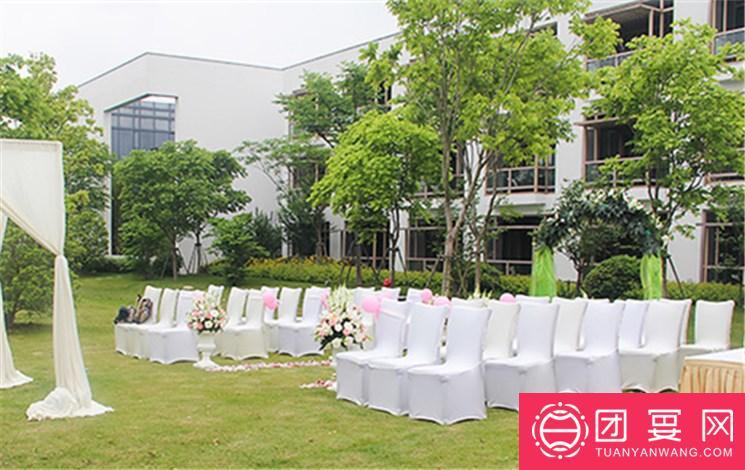 中信泰富朱家角锦江酒店婚宴图片