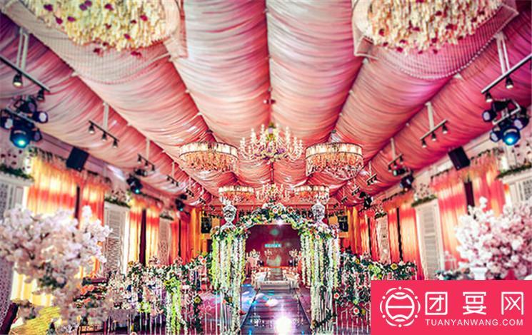 晶银大酒店婚宴图片