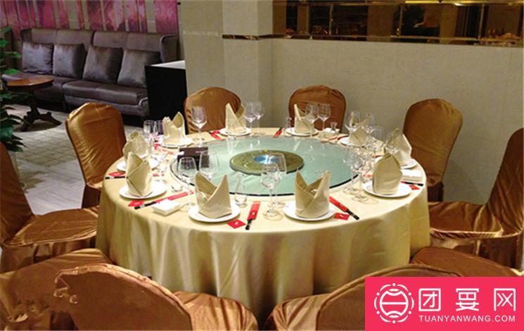 青山锦城酒店婚宴图片