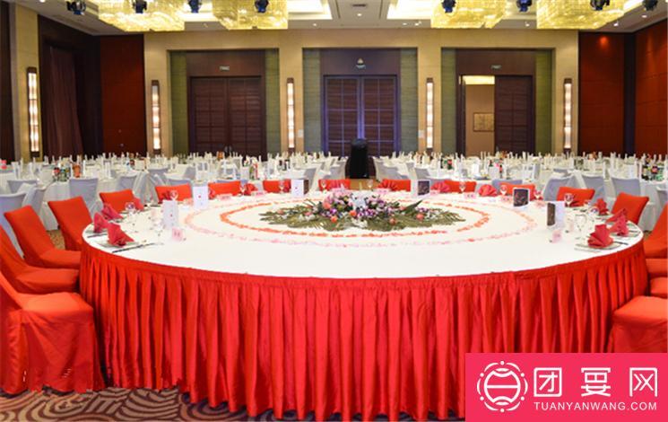 武汉豪生国际酒店婚宴图片