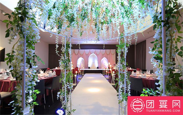 武汉紫缘酒店婚宴图片
