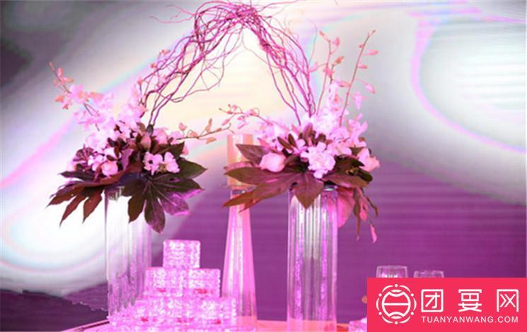 武汉梨园大酒店婚宴图片