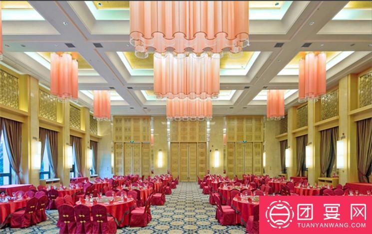 荷田大酒店婚宴图片