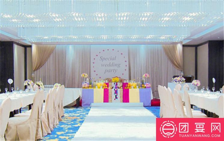 煌潮大酒店婚宴图片