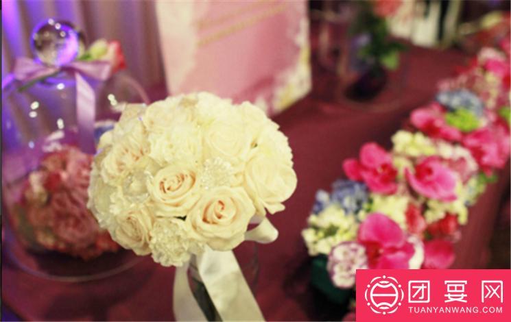 新侨三宝乐西餐厅婚宴图片
