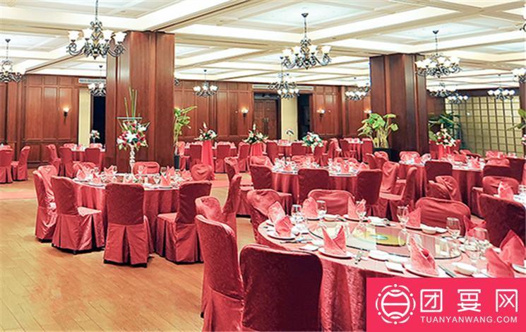 北京中环假日酒店婚宴图片