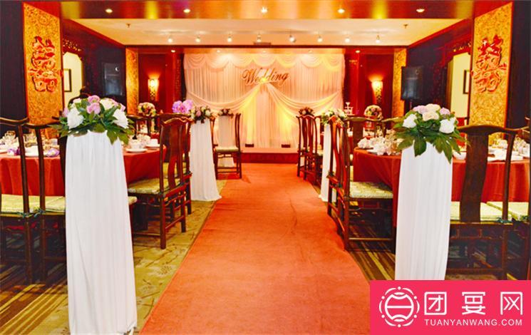 新北纬饭店婚宴图片