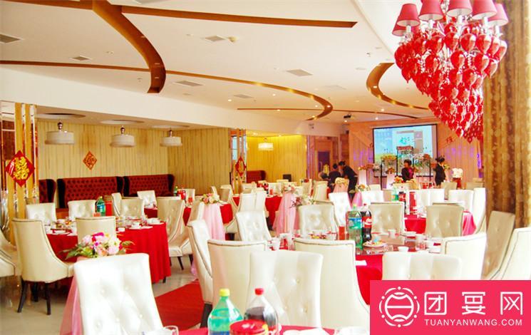 燕和楼酒店婚宴图片
