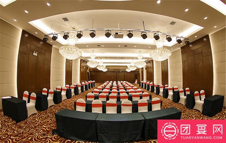 临空皇冠假日酒店婚宴图片