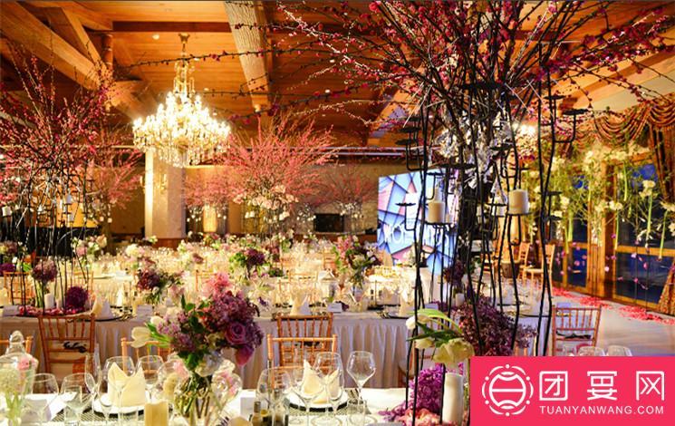 金海湖国际度假酒店婚宴图片