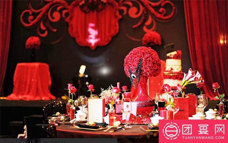 国宾楼婚宴图片