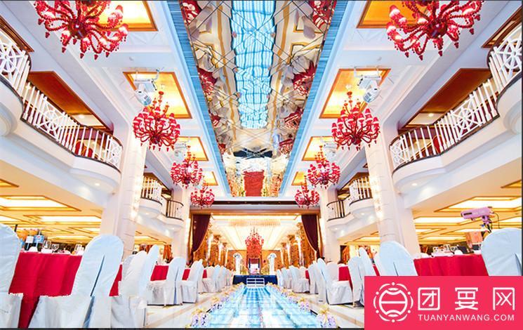 湘鄂情 洪山广场婚宴图片