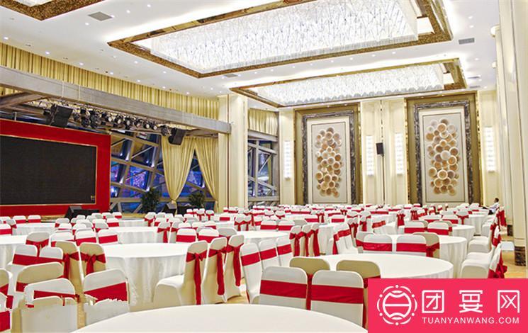 武汉友谊国际大酒店婚宴图片
