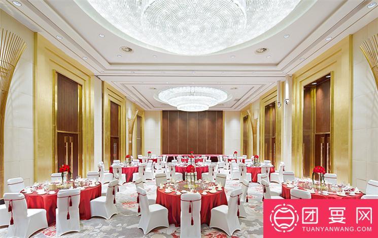 昆明中心假日酒店婚宴图片