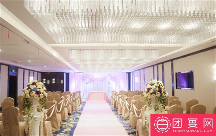 震庄迎宾馆婚宴图片