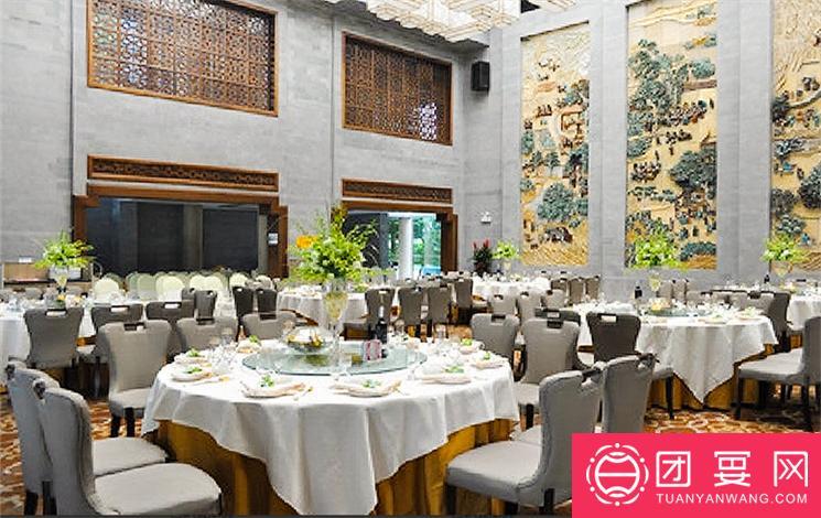 益新宴会厅婚宴图片