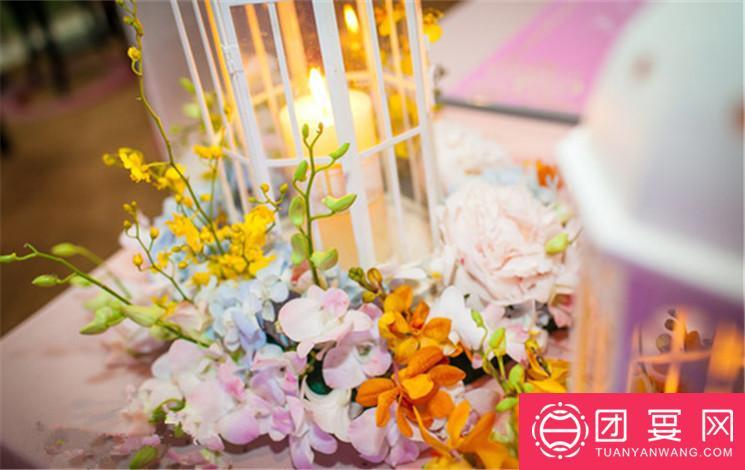 南桥新都汇婚礼中心婚宴图片