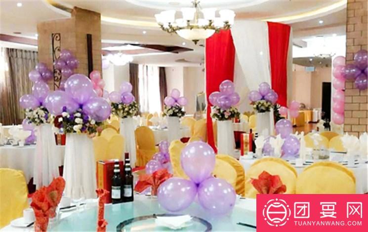 华洲大酒店婚宴图片
