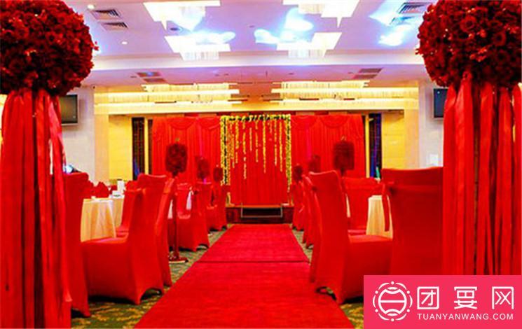 昆明船舶酒店婚宴图片