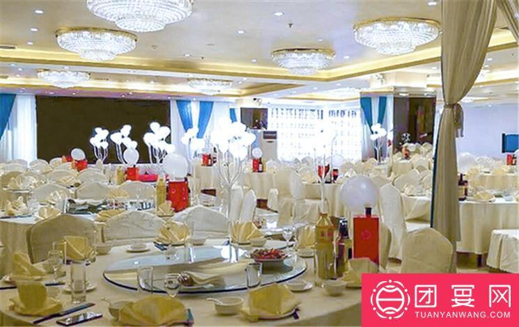 锦腾海鲜酒楼婚宴图片