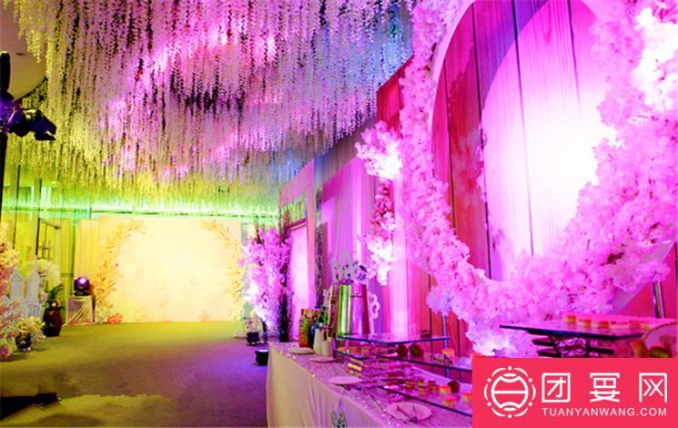 西安良元海鲜婚宴图片