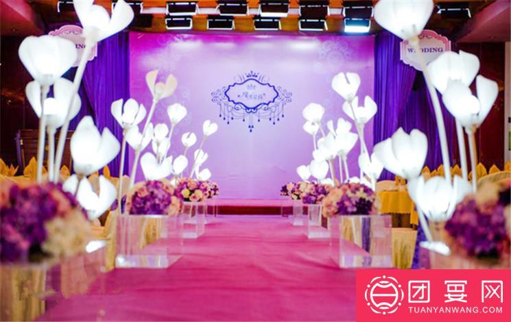 武汉锦庐婚宴图片